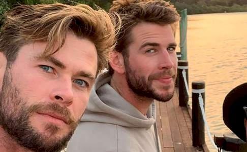 Liam Hemsworth sufrió enfermedad por ser vegano