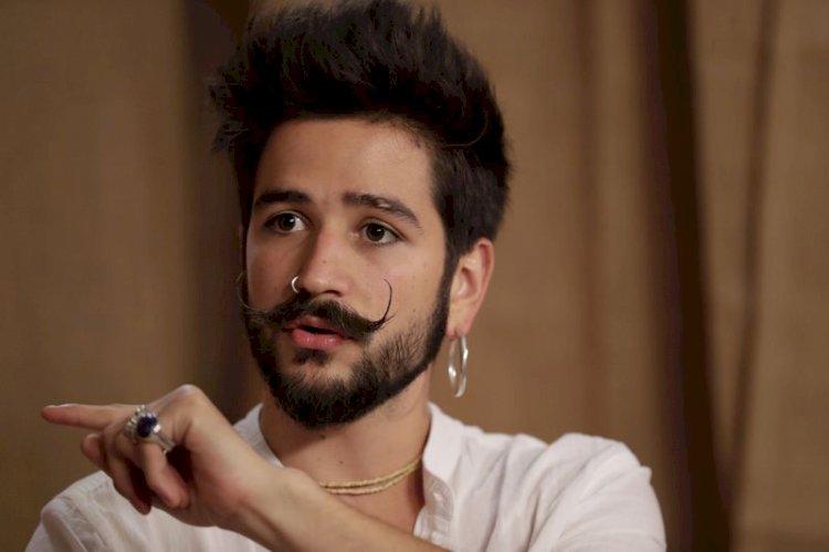 Camilo celebra su primer disco recién casado y en cuarentena