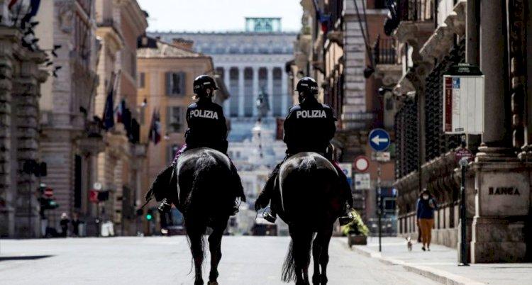 Italia registra 260 muertos, la cifra más baja de las últimas seis semanas
