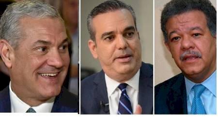 República Dominicana: Tres contendientes serán los principales protagonistas en presidenciales