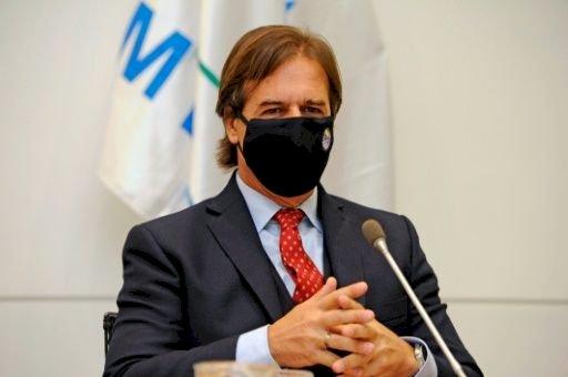 Presidente de Uruguay, Luis Lacalle Pou guarda cuarentena por posible contagio del COVID-19