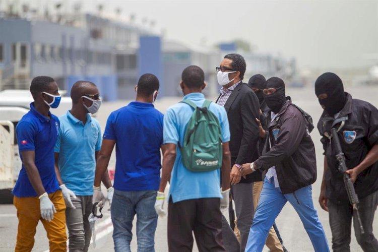 El Presidente de Haití Jovenel Moise anuncia reapertura gradual en medio de pandemia