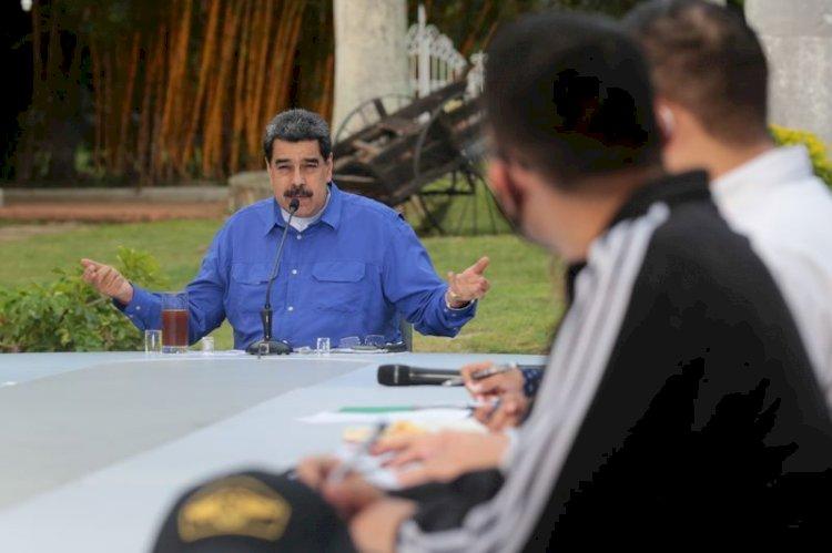 Nicolás  Maduro expulsa a embajadora de la Unión Europea tras anuncio de sanciones