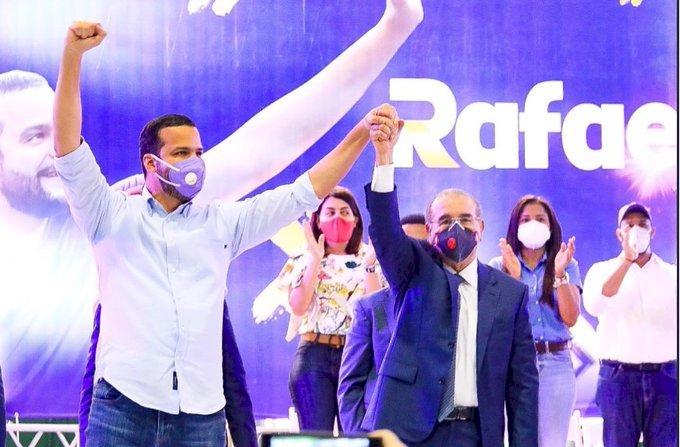"""El candidato a senador Rafael Paz: """"Yo tengo cara de popi, pero realmente tengo alma de wawawa"""""""