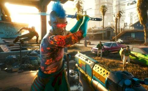 """""""Cyberpunk 2077"""" te permitirá jugar como si fuese un GTA"""