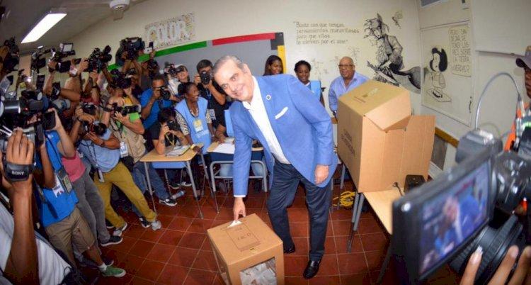 """Luis Abinader: """"Está noche yo seré el presidente de los dominicanos"""""""