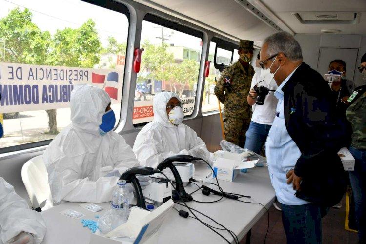 Boletín #112: Registran 13 muertes y 1,112 nuevos casos de COVID-19 en República Dominicana