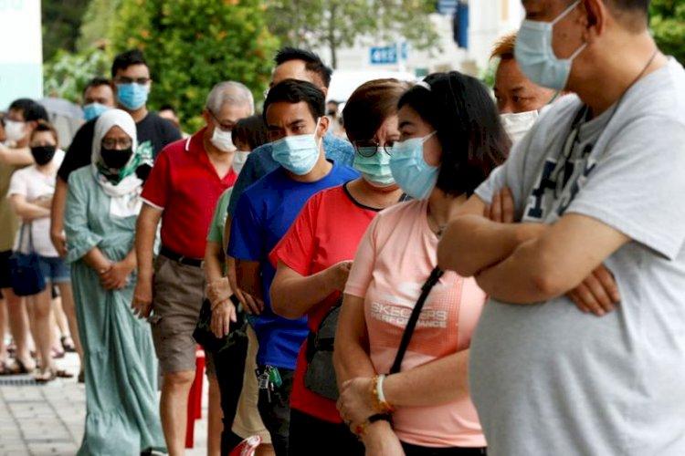 Centros de votación en Singapur abren sus puertas para elecciones generales del país
