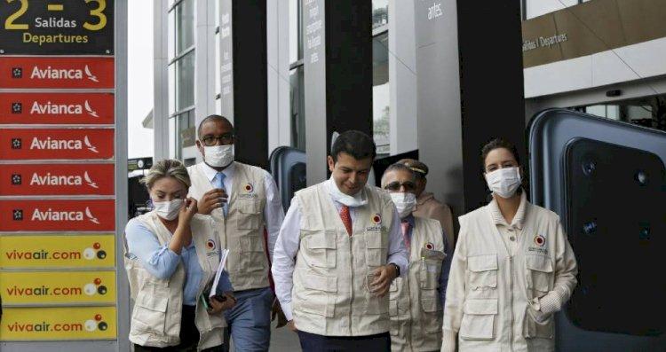 Colombia extiende mediante decreto aislamiento por COVID-19 hasta el 1 de agosto