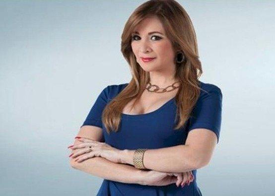 Presentadora de CDN,  Ana Rossina Troncoso, anuncia que dio positivo al coronavirus