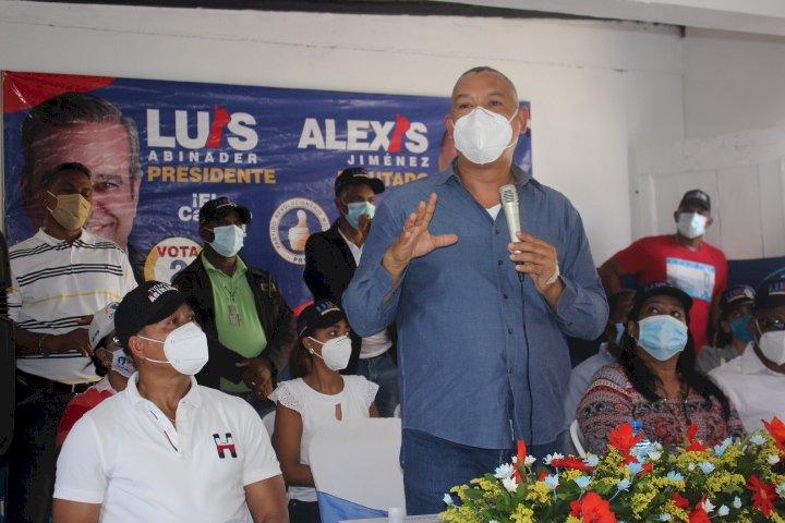 Diputado Alexis Jiménez exhorta a autoridades tomar medidas urgentes para enfrentar COVID-19 en GSD
