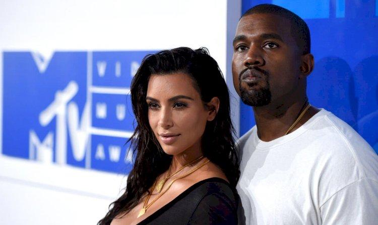 La estrella televisiva Kim Kardashian y su marido, el rapero Kanye West, ya llevan vidas separadas