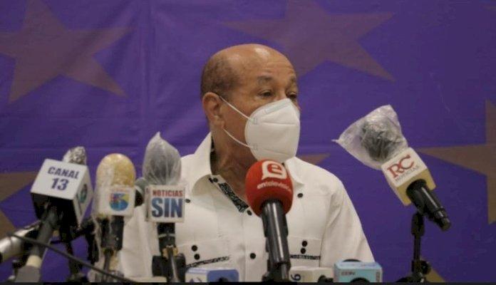 Temístocles Montás, presidente PLD, confirma cambio de fecha de la reunión del Comité Político