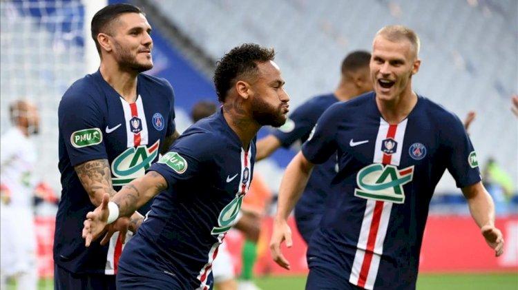 PSG, gana la Copa de la Liga y completa triplete en Francia