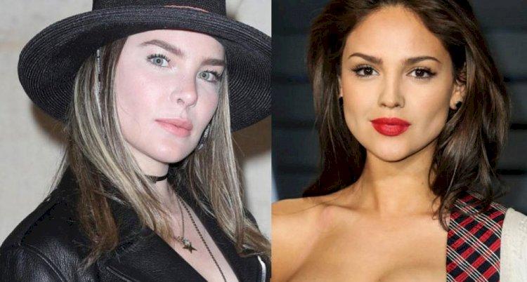 La actriz mexicana Eiza González salta en redes contra misoginia tras comparaciones con Belinda
