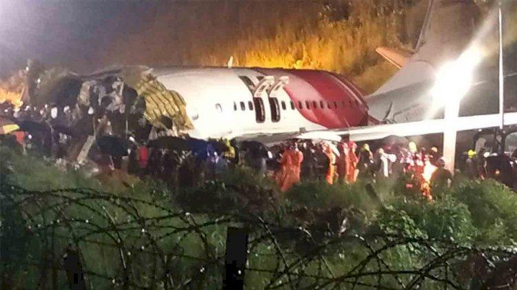 Sube a 18 la cifra de fallecidos en el accidente del avión en India
