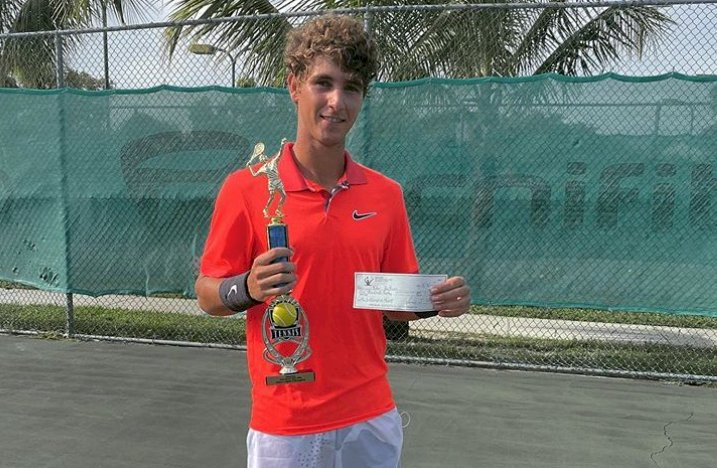 Peter Bertran se corona campeón del Delray Prize Money Open