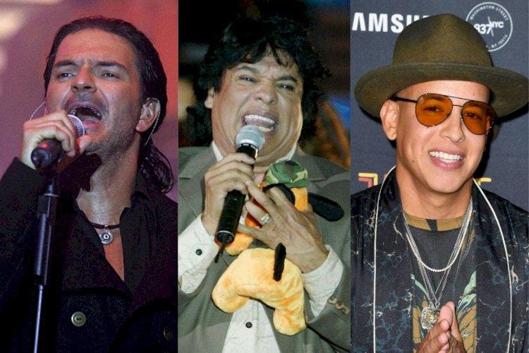 Billboard presenta las 50 mejores canciones latinas de la historia