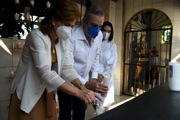 Presidente Abinader desea salud y paz a los dominicanos