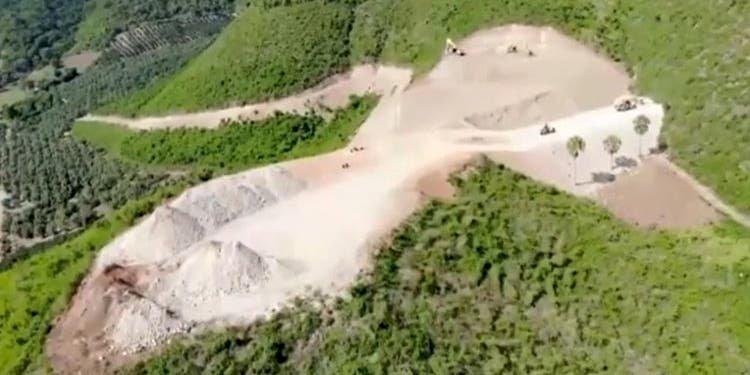 En San José de Ocoa piden a Medioambiente que Loma Redonda sea declarada área protegida