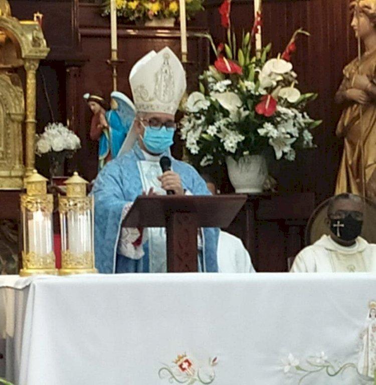Obispo deLa Vega estima Gobierno envía señales positivas