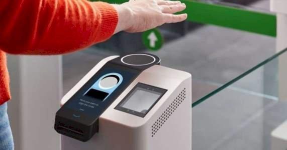 """Amazon presenta un nuevo sistema de pago biométrico """"Amazon One"""""""