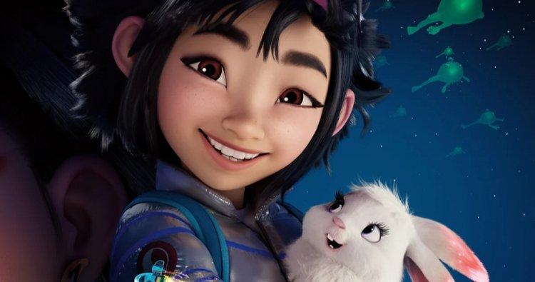 """""""Over The Moon"""": Una leyenda china y """"The Wizard of Oz"""" se unen en Netflix"""