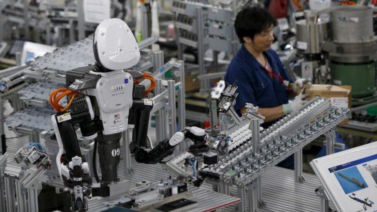 Las máquinas desempeñarán casi la mitad de los trabajos para el año 2025