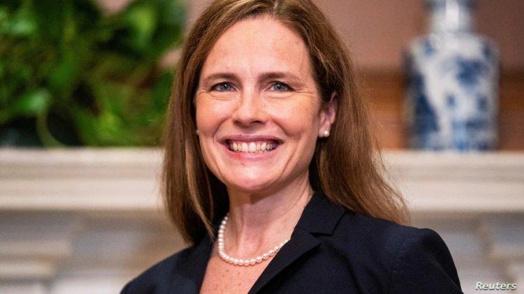 EEUU: Panel del Senado aprueba a Barrett para Corte Suprema de Justicia