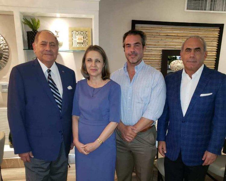 Celebraran Sexta Copa de Golf Diplomática y Consular