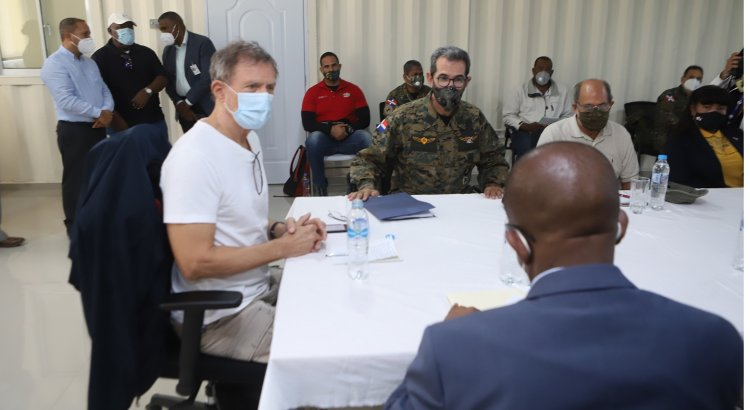 Autoridades Haití y la R. Dominicana  buscan redefinir límites de la frontera