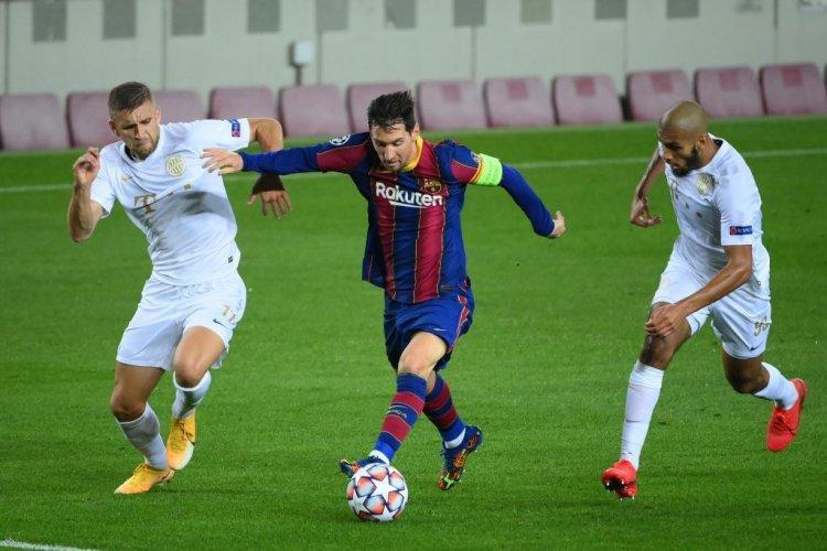 Lionel Messi, a reencontrarse con el gol ante el Real Madrid