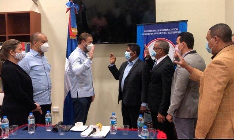 PUERTO RICO: Juramentan al nuevo director y funcionarios oficina INDEX