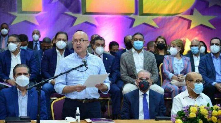 El PLD acusa Abinader de tener un gabinete de «millonarios insensibles»
