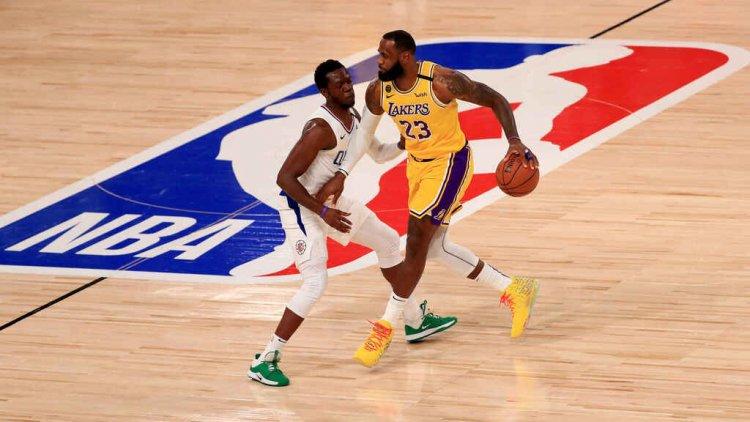 La NBA anuncia su calendario de pretemporada 2020-21
