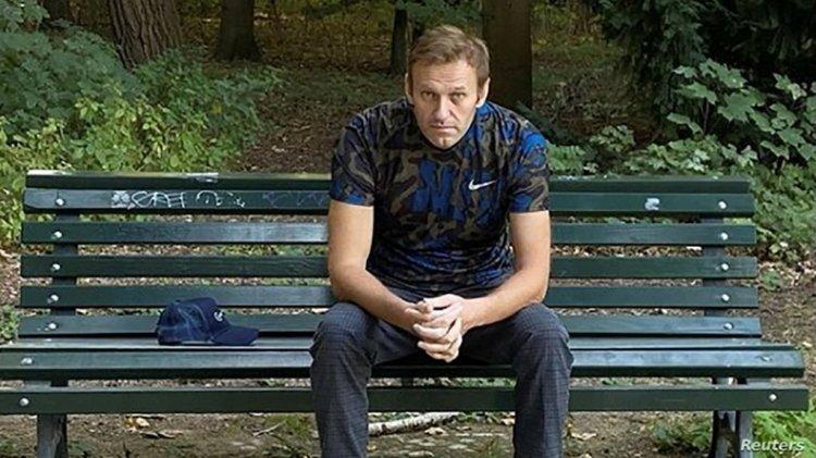 Navalny urge a la Unión Europea a sancionar a oligarcas cercanos a Putin