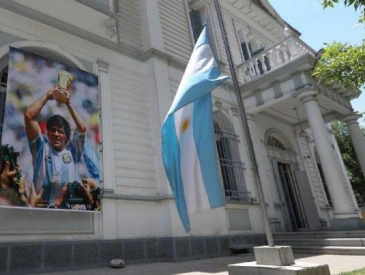 FIFA pide minuto de silencio por Maradona partidos fin de semana