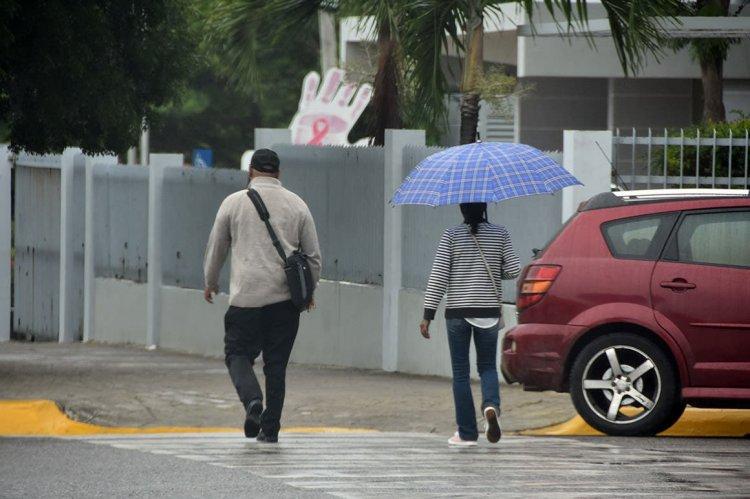 ONAMET pronostica lluvias pasajeras y aisladas en gran parte del país