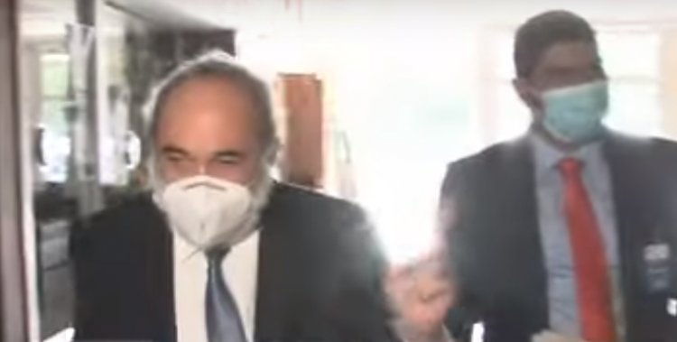 Interrogan  otra vez exdirector OISOE, esta vez durante más de doce horas