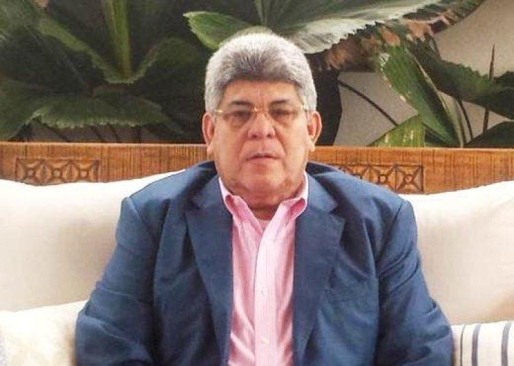 Apresan la madrugada de este domingo a Fernando Rosa expresidente del FONPER