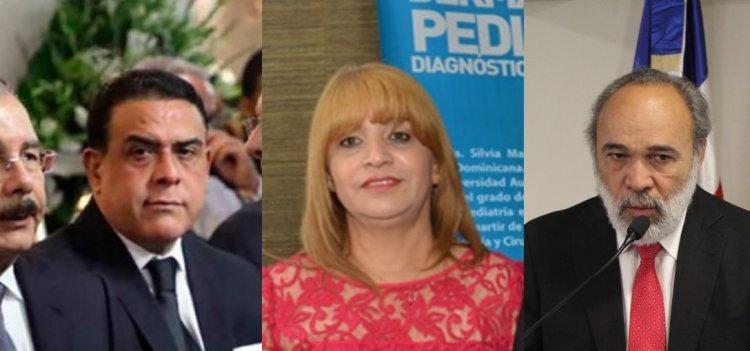 Arrestan a 2 hermanos expresidente Danilo Medina y varios exfuncionarios