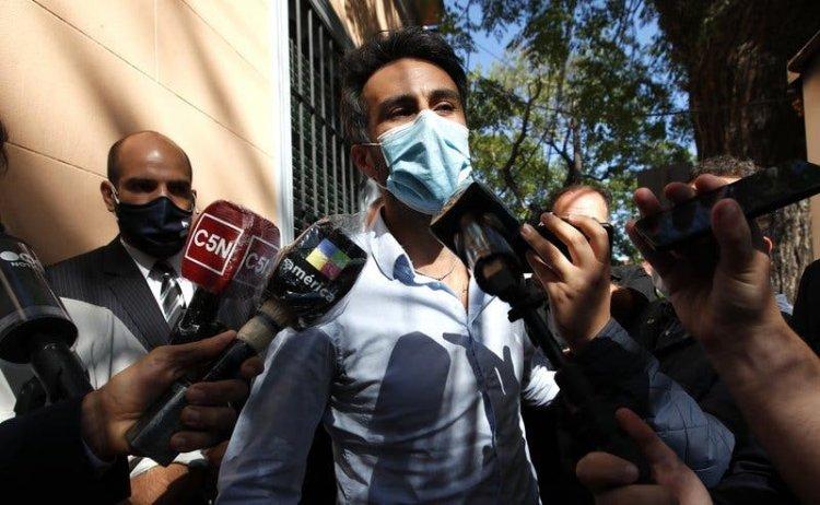 Médico de Maradona se presenta a declarar ante la fiscalía