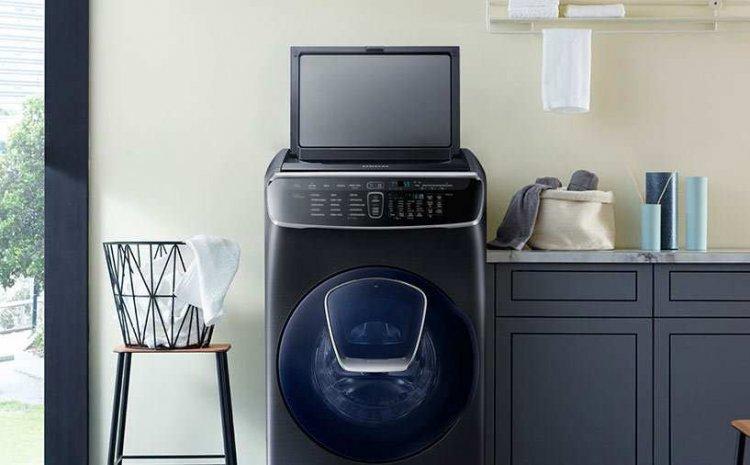 Lavadoras con inteligencia artificial que facilitan el trabajo