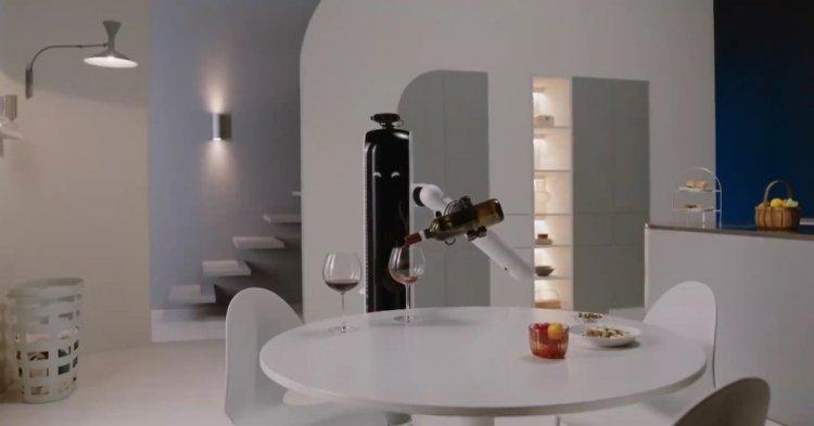 Hogar inteligente: heladeras que ofrecen recetas y robots que ayudan a poner la mesa