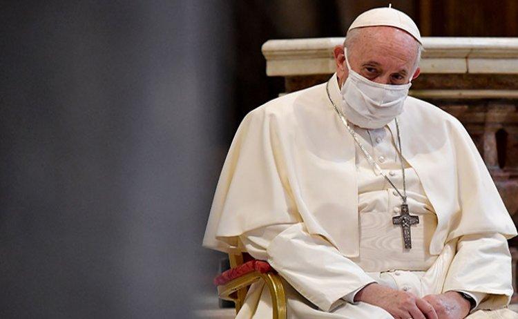 ROMA: El papa Francisco ya fue vacunado contra el coronavirus