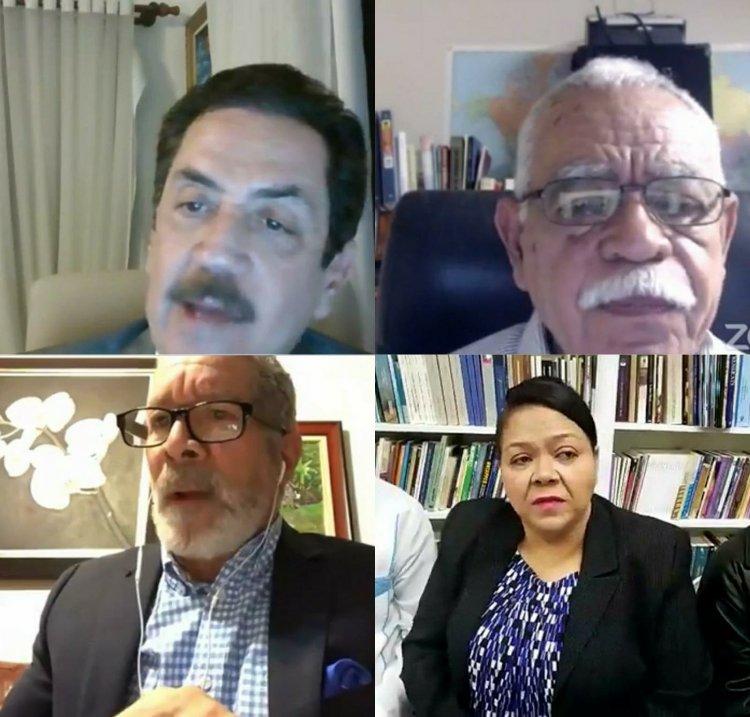 """Comisionado de Cultura concluye con éxito conferencia virtual """"Los Palmeros en la Historia Dominicana"""""""
