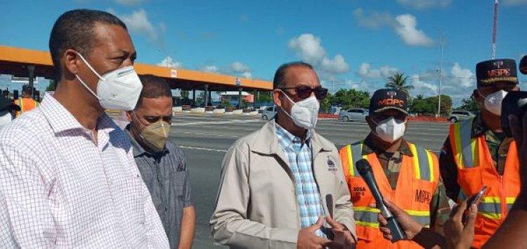 OP construirá otro puente conecte DN con SDE y ampliará avenida Ecológica
