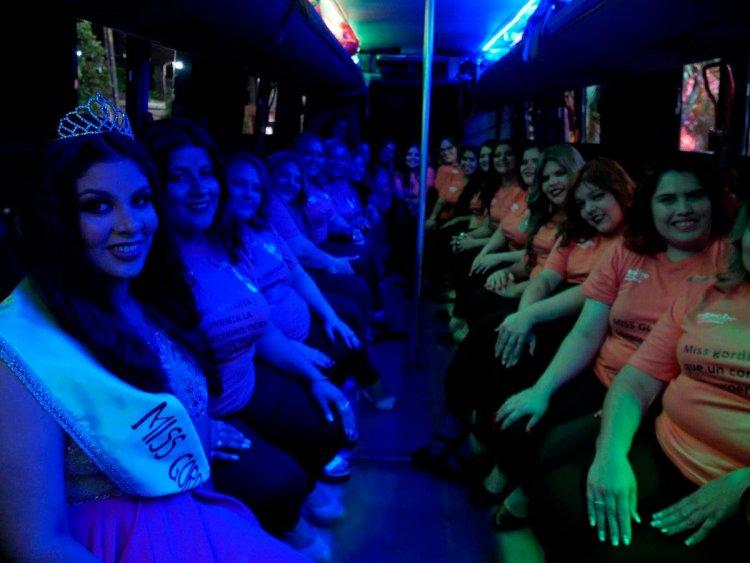Miss Gordita Paraguay cumple 10 años como concurso contra la discriminación