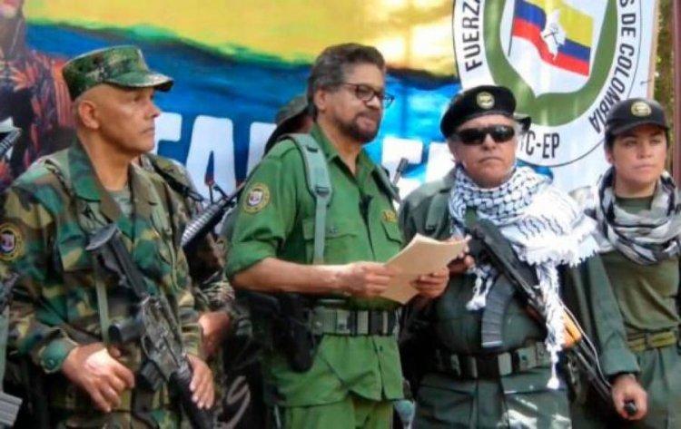 Twitter suspende las cuentas de dos jefes de las disidencias de las FARC