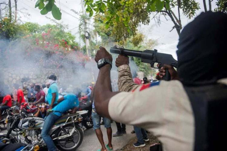Nueva ola de protestas contra la inseguridad en Haití